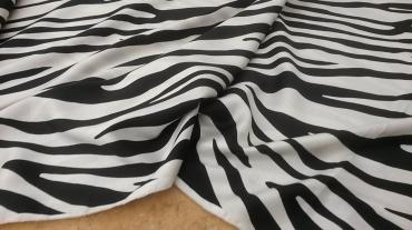 Βαμβακι μεταξι animal print