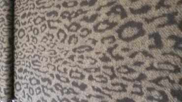 Μαλλινο animal print