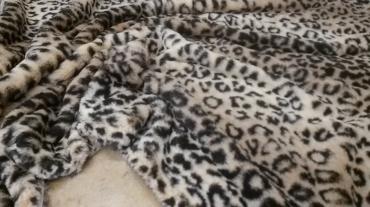 Απομίμιση γούνας σχέδιο animal print