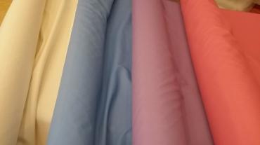 Δερματίνη καλοκαιρινή σε ρόζ χρώμα